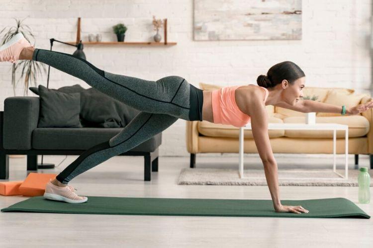 Comment Reussir Vos Entrainements De Musculation A La Maison